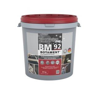 Botament Botazit BM 92 Winter  28kg bitumiczna izolacja grubowarstwowa