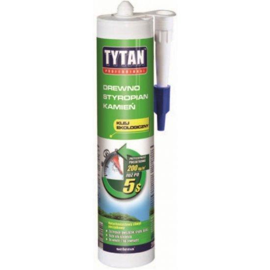 Klej montażowy 310 ml TYTAN