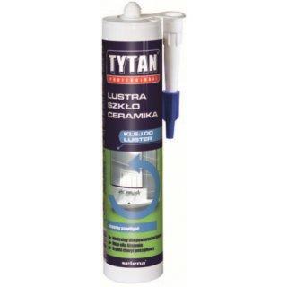 Klej montażowy do luster 310 ml TYTAN