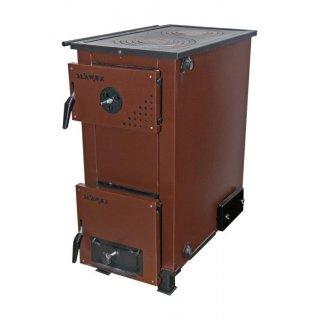 Piecokuchnia 13/5 kW piec stalowy SŁAWEX