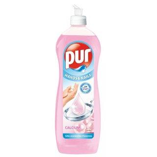 Płyn do mycia naczyń 900ml DŁONIE I PAZNOKCIE PUR