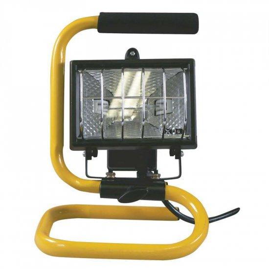 Reflektor przenośny 150 W z żarnikiem EMOS