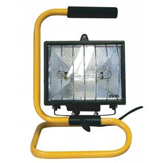 Reflektor przenośny 500 W z żarnikiem EMOS