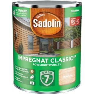 Impregnat do drewna Bezbarwny 0,75L Sadolin Classic