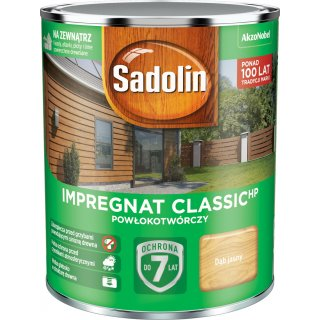 Impregnat Dąb jasny 2,5L Sadolin Classic