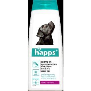 Szampon dla psów o sierści ciemnej 200 ml HAPPS