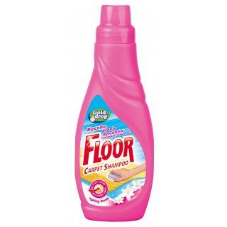 Płyn do ręcznego czyszczenia dywanów 500ml FLOOR