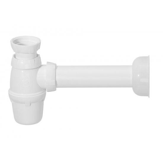 Syfon umywalkowy butelkowy 1 1/4 x 32 mm bez spustu TYCNER