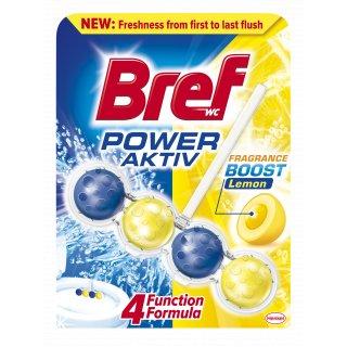 Zawieszka do WC 50 g power lemon BREF