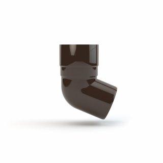 Kolanko fi63 ciemny brąz GAMRAT