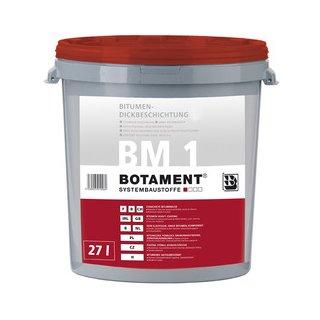 Botament Botazit BM 1 27l Bitumiczna izolacja
