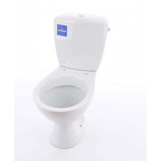 Kompakt WC Kaskada 3/6 odpływ poziomy CERSANIT