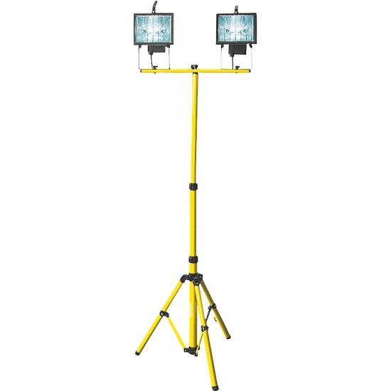 Lampa Halogenowa Na Statywie 2X400W