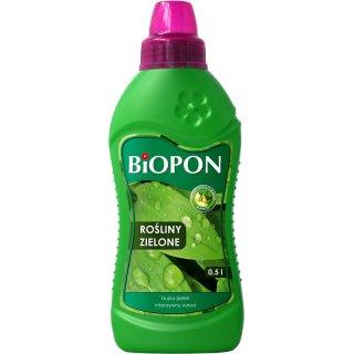 Nawóz do roślin zielonych 0,5l BIOPON