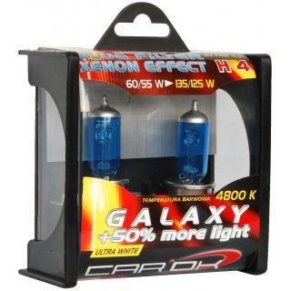 Żarówka samochodowa H4 Blue Galaxy PROFAST