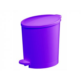 Kosz łazienkowy na śmieci z pedałem BISK