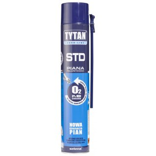 Piana montażowa Euro-line 750 ml TYTAN