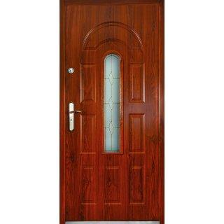 Drzwi zewnętrzne Jamajka złoty dąb 90 prawe SPUTNIK