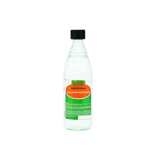 Rozcienczalnik chloro-poliwinylowy 0,5l DRAGON