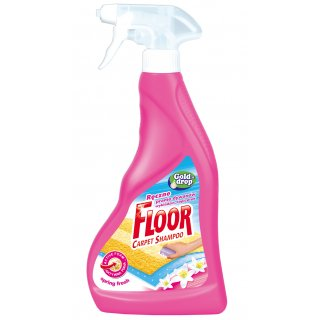 Płyn do ręcznego czyszczenia dywanów 500ml rozpylacz FLOOR