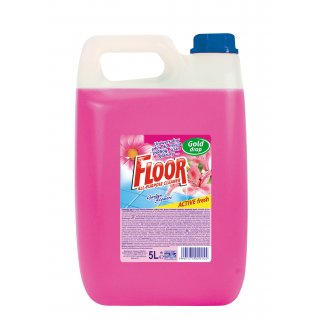 Uniwersalny płyn do mycia 5L kwiaty ogrodów FLOOR