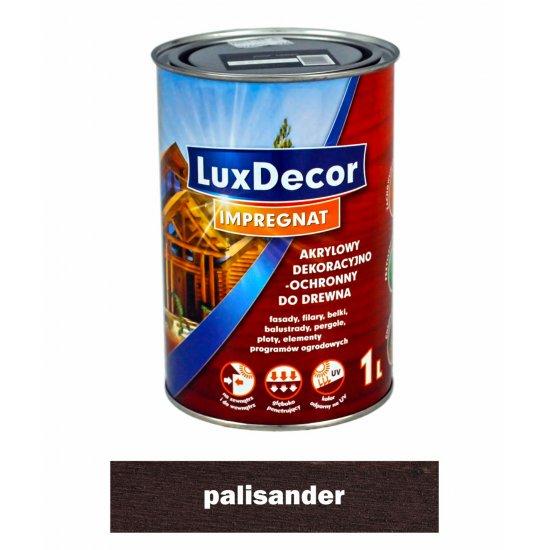 Imregnat do drewna Luxdecor palisander 1l PRIMACOL