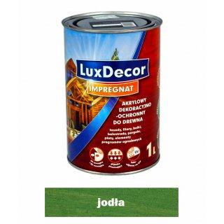 Imregnat do drewna Luxdecor jodła 1l PRIMACOL