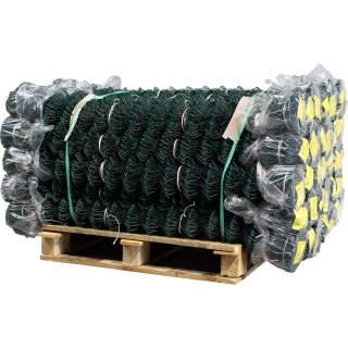 BETAFENCE  siatka RESISTOR pleciona ocynk+PCV  ral 6005  60mm  2,7mm  1,00m 15m