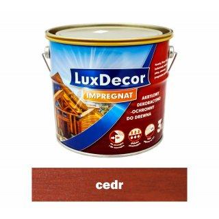 Imregnat do drewna Luxdecor cedr 3l PRIMACOL