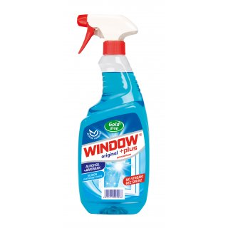 Płyn do szyb 750ml rozpylacz WINDOW PLUS  AMMONIUM