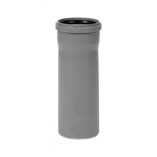 Rura Pp Fi 110 x 2,7 L-500 szara TYCNER