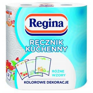 Reczniki papierowe kuchenne REGINA 2 szt