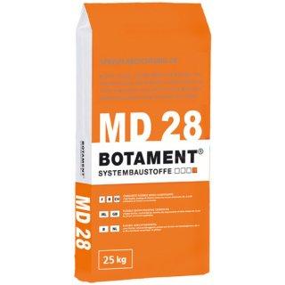 Botament  MD 28 A 25kg Specjalna powłoka izolacyjna,