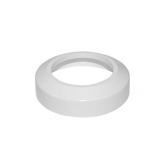 Rozeta Wc 110 mm biała TYCNER