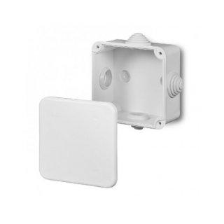 Puszka N/T 80X80X42 ELEKTRO-PLAST