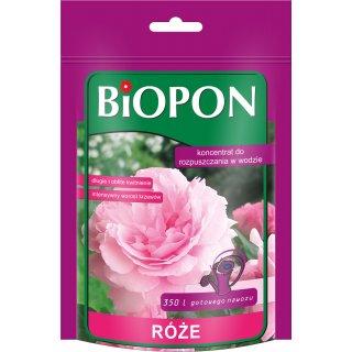 Koncentrat rozpuszczalny do róż 350g BIOPON