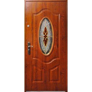 Drzwi zewnętrze Teneryfa złoty dąb 90 prawe SPUTNIK