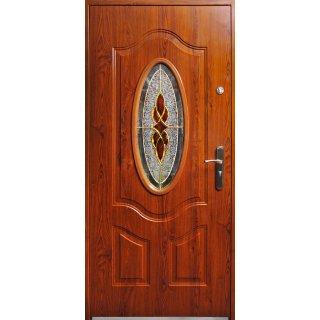 Drzwi zewnętrze Teneryfa złoty dąb 90 lewe SPUTNIK