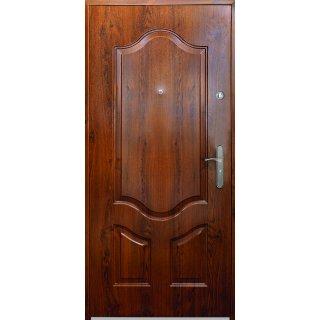 Drzwi zewnętrzne Majorka złoty dąb 90 lewe SPUTNIK