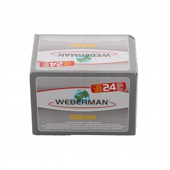 Pompa obiegowa do c.o. Weberman 25-40-181