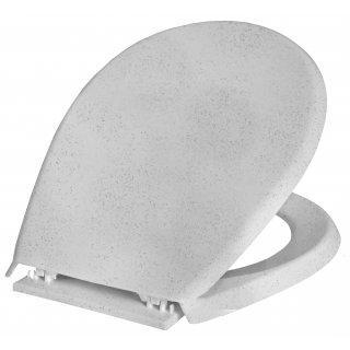 Deska sedesowa Malwa biała BISK