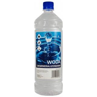 Woda demineralizowana 1L PROFAST