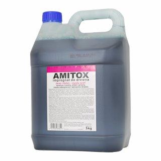 AMITOX ZIELONY 5 L
