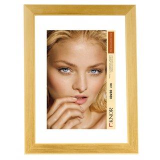 Fotoramka 40x50 złoto KNOR