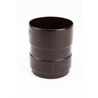 GALECO mufa PVC 100 ciemnobrązowy