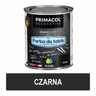 Farba do tablic czarna 0,75l PRIMACOL