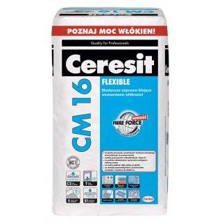 Elastyczna zaprawa klejąca Ceresit CM16 25 kg HENKEL