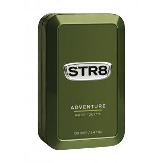 Woda tolaetowa dla mężczyn 100 ml Adventure STR8