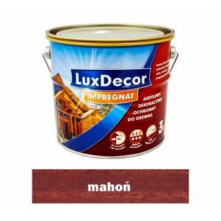 Imregnat do drewna Luxdecor mahoń 3l PRIMACOL