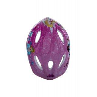 Kask rowerowy dla dzieci Disney Księżniczki BOTTARI